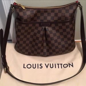Authentic Louis Vuitton Bloomsbury